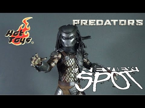 Collectible Spot - Hot Toys Predators Classic Predator Sixth Scale figure
