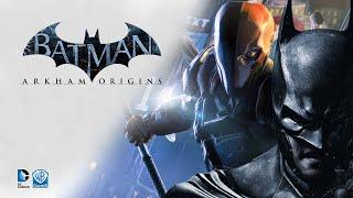 Batman vs Deathstroke | Batman: Arkham Origins    バットマンvsデスストローク thumbnail