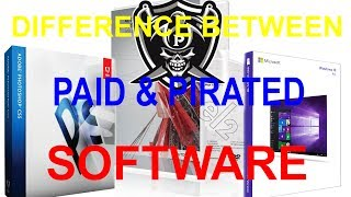 Paid vs Pirated Software