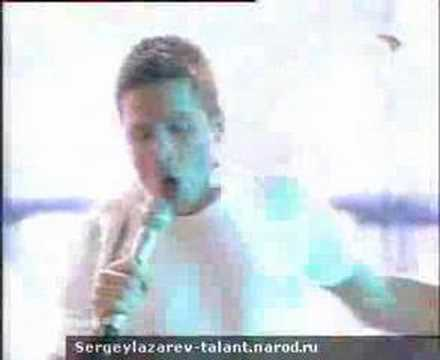 Sergey  Lazarev Сергей Лазарев EARTH SONG