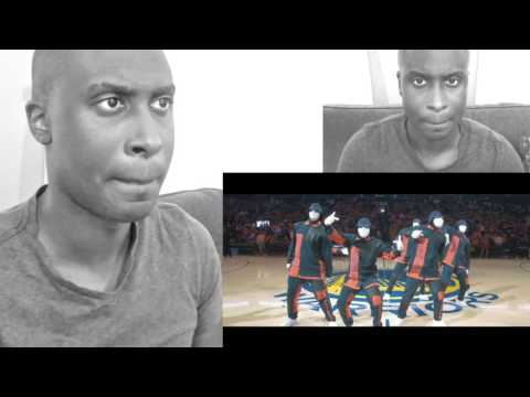 JABBAWOCKEEZ At The NBA Finals 2017 Reaction Video!