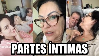 KÉFERA E PADRASTO FALANDO DAS PARTES ÍNTIMAS DE DONA ZEIVA