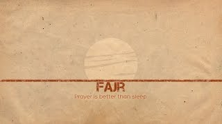 The Fajr Prayer | Ask Imam! Ep #24 | ANN