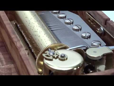 Clair de Lune Debussy, 50 note Sankyo