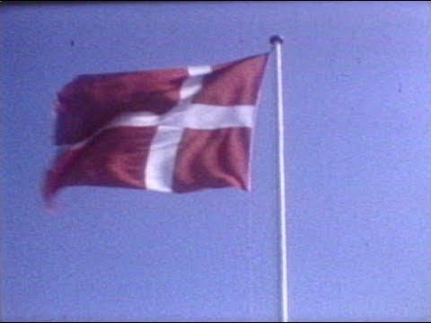 Swartz Films -- May, 1964. Sweden. Visit to Danish island Bornholm.