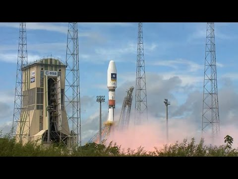 Galileo liftoff replay