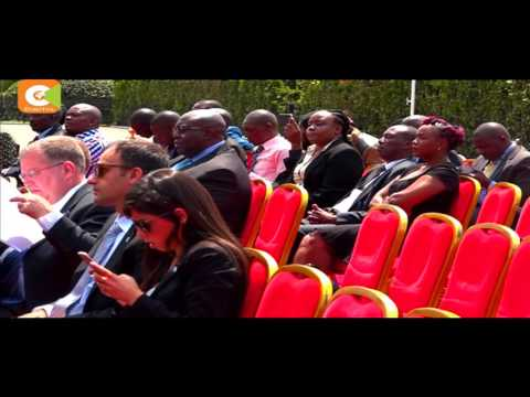 Kenya to back Israel's bid to regain observer status at AU