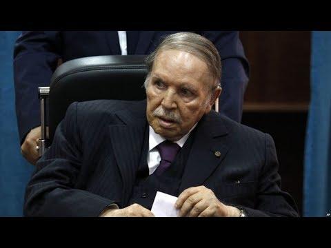 بوتفليقة يقيل المدير العام للتلفزيون الجزائري  - نشر قبل 3 ساعة