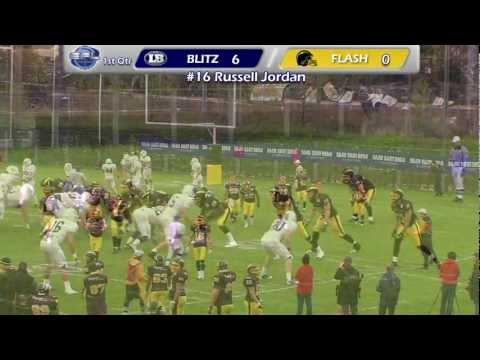 London Blitz @ Flash De La Courneuve - EFL Group Match - 7th April 2012