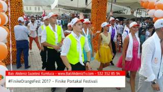Finike Portakal Festivali  FinikeOrangeFest 2017