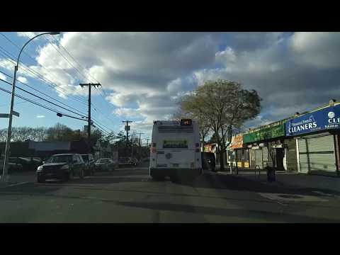 Driving from Cambria Heights to  Springfield Gardens in Queens,New York