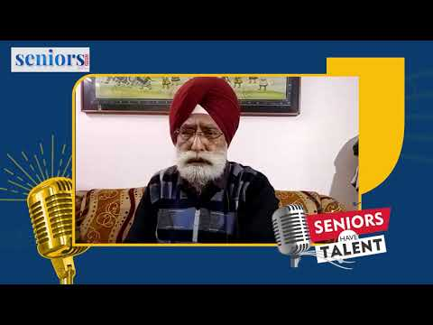 Manjit Singh Saggu Performing at Seniors Have Talent | Season Two Finale | Online Singing Contest