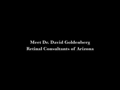 Meet Dr. David Goldenberg of Retinal Consultants of Arizona