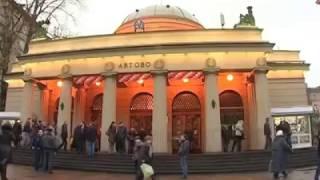 Метро начинается с буквы: дизайнеры покушаются на логотип Петербургской подземки.