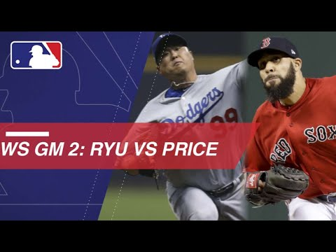 World Series 2018 live updates: Red Sox vs. Dodgers Game 2 score, TV channel & how to watch live stream