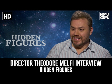 Theodore Melfi Interview - Hidden Figures Mp3
