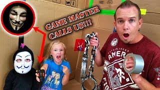 Game Master Calls Us With Top Secret Demands! Madison Controls the Chubby Hackers!!! thumbnail