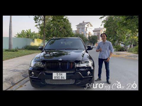 BMW - X5 Si 3.0L 2007..Xe Đẳng Cấp - Không Lỗi - Giá Cực Rẻ luôn