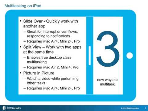 iOS 9  Redefine Mobile Collaboration and Control