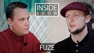 INSIDE SHOW - FUZE (KREC) - О кухне, Ассаи, и об 'Атоме'