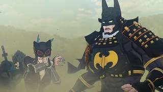 Бэтмен ниндзя — Русский трейлер 2018