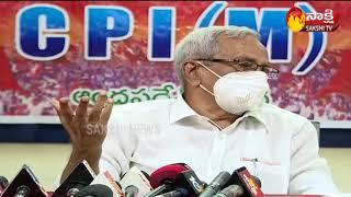 CPM Leader Madhu Fires on Pawan Kalyan Politics || Sakshi TV
