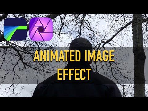 Animated Image Effect