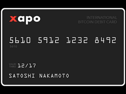 Btc xapo bitcoin wallet credit card xapo bitcoin wallet credit card ccuart Images