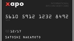 XAPO (BITCOIN WALLET) - credit card