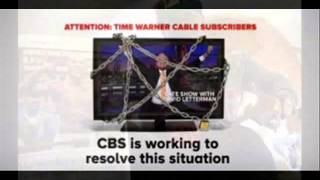 Time Warner Cable dumps CBS and Showtime Networks