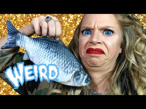 WORLD'S WEIRDEST BACK TO SCHOOL SUPPLIES!