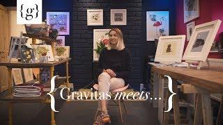 Gravitas Meets... Katie Cardew