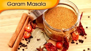 Garam Masala Recipe By Ruchi Bharani - Indian Spice Variety [hd]