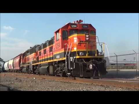 [HD] Los Angeles Junction Railway - 7/18/17