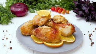 Курица с апельсинами - Рецепты от Со Вкусом