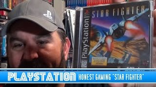 Honest Gaming:  Star Fighter for Playstation PS One