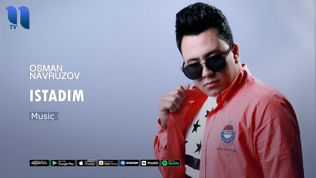 Osman Navruzov - Istadim | Осман Наврузов - Истадим (music version)