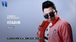 Osman Navruzov - Istadim   Осман Наврузов - Истадим (music version)