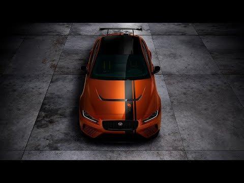 Jaguar XE SV Project 8 | The Spirit of Extreme Performance | Jaguar USA