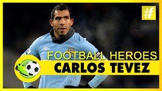 Carlos tevez   football heroes full documentary