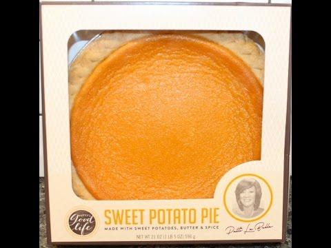 Patti's Good Life: Sweet Potato Pie By Patti LaBelle