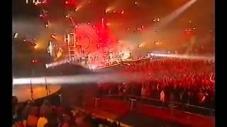 """1998 The Dome - Die Roten Rosen """"Stille Nacht"""" und """"Merry X-Mas everybody"""" live"""