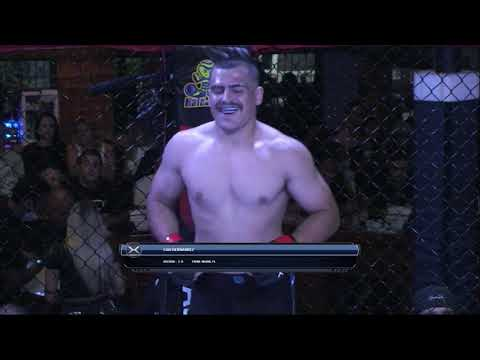 XFN34 Dave Pierre vs Luis Hernandez