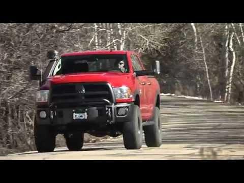 Bob Baker RAM trucks - AEV Prospector