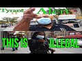 Washington Heights Post Office EXPOSED ! (181st st) !!Cops Called!!