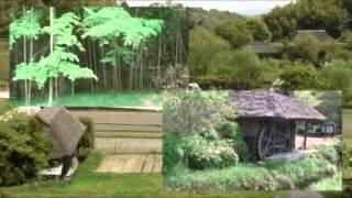 緑あふれる八塔寺ふるさと村
