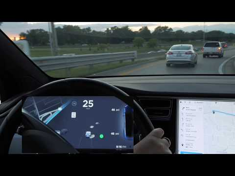 The current state of Tesla Autopilot, August 2019