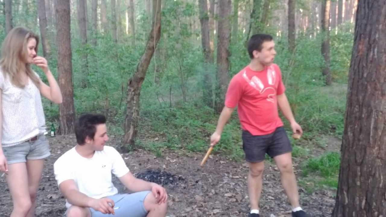 Глые мальчишки на природе видео