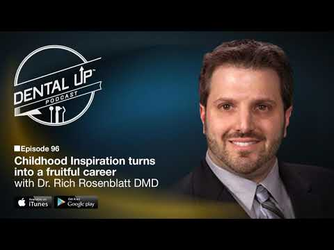 Childhood Inspiration turns into a fruitful career with Dr. Rich Rosenblatt DMD
