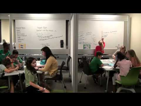 Georgia Department of Education, Center for Innovation -- case study
